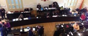 CONSIGLIO COMUNALE DI TRAPANI CONVOCATO PER L'ESAME DEL BILANCIO DI PREVISIONE