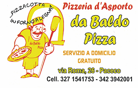Baldo Pizza web