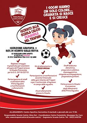 Trapani Calcio ottobre web