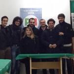 PACECO, RUGGIRELLO E' IL NUOVO SEGRETARIO DEI GIOVANI DEMOCRATICI