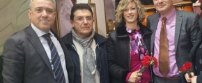 PARTANNA, IL CONGRESSO AFFIDA IL PARTITO A VITO VALENTI