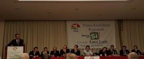 """SICILIA FUTURA, SCALA CONFERMATO SEGRETARIO ORGANIZZATIVO. LE """"TRUPPE"""" TRAPANESI IN DIREZIONE E NEL COMITATO"""