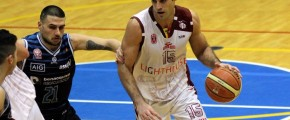 LATINA-TRAPANI 75-81, LIGHTHOUSE VINCE E SALE IN CLASSIFICA