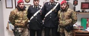 ALCAMO, ARRESTO PER DETENZIONE ILLEGALE D'ARMA DA FUOCO
