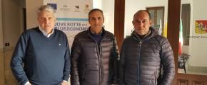 PESCHERECCIO MAZARESE MITRAGLIATO DA MILIZIANI LIBICI. INTERVIENE TUMBIOLO