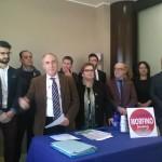 """CUSTONACI, MORFINO: """"ABBASSEREMO LE TASSE. PRIORITA' MARMO E TURISMO"""""""
