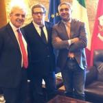 Pellegrino Stefano Gianfranco Miccichè Toni Scilla