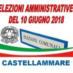 CASTELLAMMARE, RIZZO AVANTI A META' DELLO SCRUTINIO