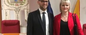 SANTA NINFA, IL PATTO PD-FORZA ITALIA E L'ELEZIONE DEL PRESIDENTE FERRERI