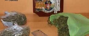CASTELVETRANO, UN ARRESTO PER DROGA DOPO UNA LITE IN FAMIGLIA